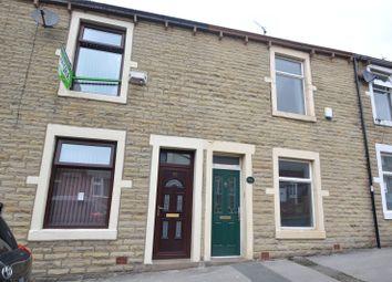 Thumbnail 2 bed terraced house for sale in Cedar Street, Accrington, Lancashire