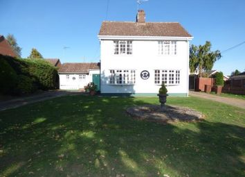 Thumbnail 3 bed detached house for sale in Bury St Edmunds, Suffolk