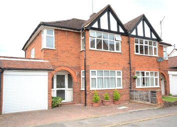 Thumbnail 3 bedroom semi-detached house for sale in Wyndale Close, Henley-On-Thames