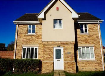 Thumbnail 4 bed detached house for sale in Heron Close, Shefford