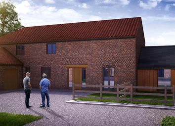 Thumbnail 4 bedroom semi-detached house for sale in North View Farm, Gainsborough Road, Middle Rasen