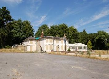 Thumbnail Hotel/guest house for sale in Woodlands Hotel, Coupals Road, Haverhill, Essex