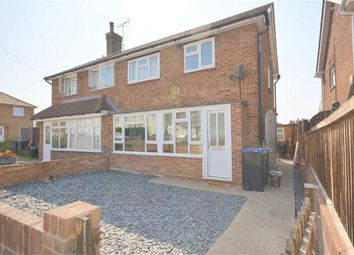 Thumbnail 3 bed semi-detached house for sale in Linksfield Road, Westgate-On-Sea, Kent
