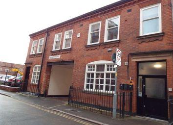 Thumbnail Studio to rent in Tan House, Southampton Street, Leicester
