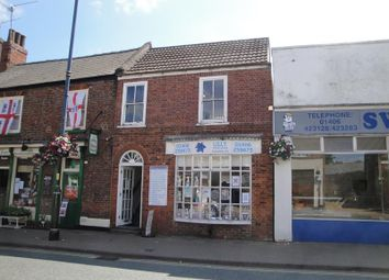 Thumbnail Retail premises for sale in 30, High Street, Holbeach, Spalding, Lincolnshire