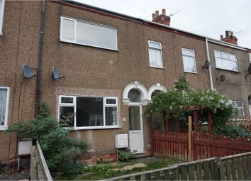 Thumbnail 3 bed terraced house for sale in Lincoln Boulevard, Grimsby