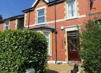 Thumbnail 4 bedroom terraced house to rent in Grove Park West, Colwyn Bay