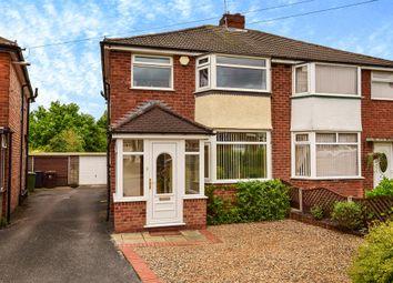 Thumbnail 3 bed semi-detached house for sale in Corinne Croft, Kingshurst, Birmingham