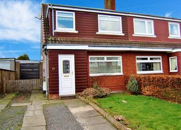 Thumbnail 3 bedroom semi-detached house to rent in Kepscaith Crescent, Whitburn