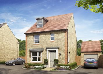 "Thumbnail 4 bed detached house for sale in ""Bayswater"" at Temple Inn Lane, Temple Cloud, Bristol"