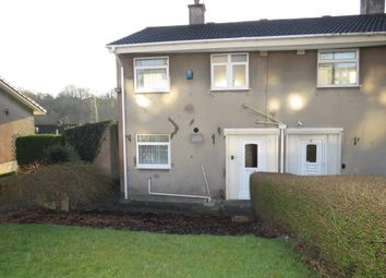 Thumbnail 2 bed end terrace house for sale in Warwick Avenue, Crownhill, Plymouth