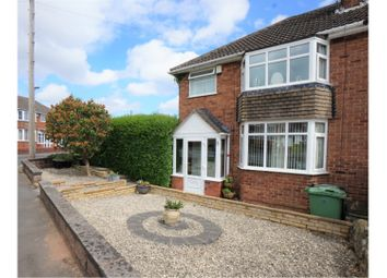 Thumbnail 3 bedroom semi-detached house for sale in Northway, Dudley