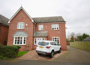 Thumbnail 4 bed detached house for sale in Flaxley Road, Lincoln