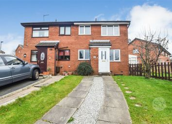 Thumbnail 1 bed semi-detached house for sale in Stone Hill Drive, Blackburn, Lancashire