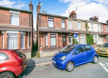 Thumbnail 2 bed end terrace house for sale in Waddesdon Road, Harwich