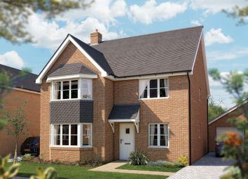 "Thumbnail 5 bed detached house for sale in ""The Oxford"" at Ongar"