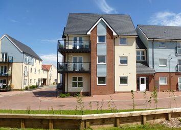 Thumbnail 2 bed flat for sale in Skye Crescent, Newton Leys, Milton Keynes