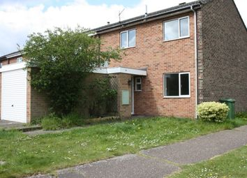 Thumbnail 4 bedroom end terrace house to rent in Fairfields, Thetford