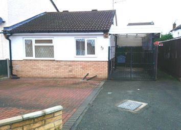 Thumbnail 2 bed bungalow to rent in Luccombe Drive, Alvaston, Derby