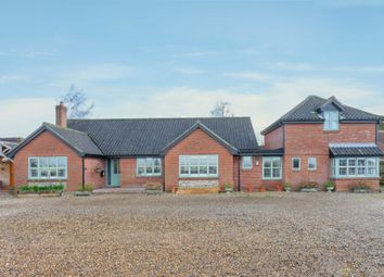 Thumbnail 6 bed detached house for sale in Milestone Lane, Wicklewood, Wymondham