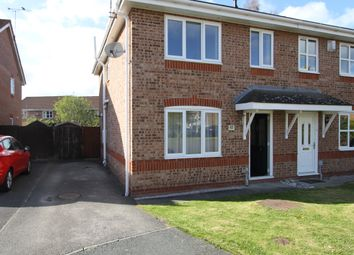 Thumbnail 3 bed semi-detached house to rent in Echo Close, Saltney, Chester