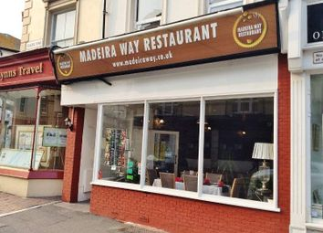 Thumbnail Restaurant/cafe for sale in 72 Seaside Road, Eastbourne