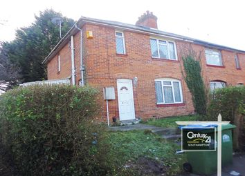 Thumbnail 4 bed semi-detached house to rent in Woodcote Road, Southampton