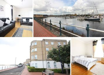 Thumbnail 1 bed flat for sale in John Batchelor Way, Penarth