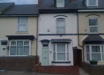 Thumbnail 3 bed property to rent in Sycamore Road, Smethwick, Birmingham