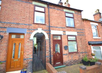 Thumbnail 3 bed terraced house for sale in Lansdowne Road, Swadlincote