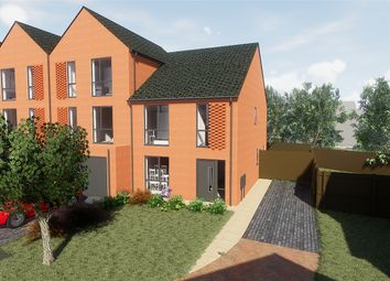 Thumbnail 4 bed end terrace house for sale in Barleyfield, Heswall, Wirral