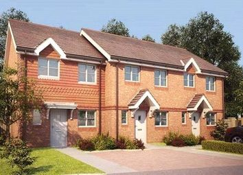 Thumbnail 3 bed semi-detached house for sale in Bagshot Road, Knaphill, Woking GU212Rn