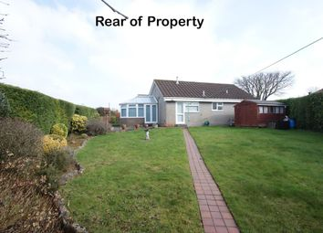 Thumbnail 3 bed detached bungalow for sale in Churscombe Park, Marldon, Paignton