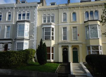 Thumbnail 3 bed flat to rent in Woodland Terrace, Plymouth