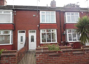 Thumbnail 2 bed terraced house to rent in Grove Avenue, Doncaster