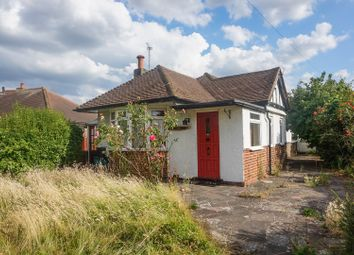 Thumbnail 3 bed bungalow for sale in Woodmere Avenue, Croydon