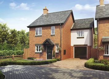 Thumbnail 4 bed detached house for sale in Bramshall Road, Uttoxeter