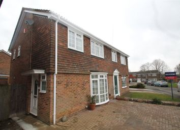 Thumbnail 3 bed semi-detached house for sale in Timber Tops, Chatham, Kent