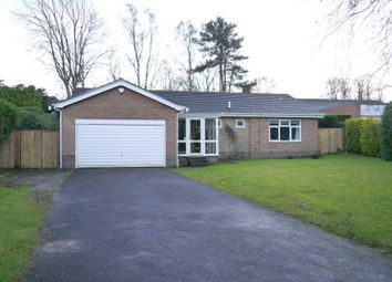 Thumbnail 3 bed detached bungalow for sale in Larchlea South, Ponteland, Newcastle Upon Tyne