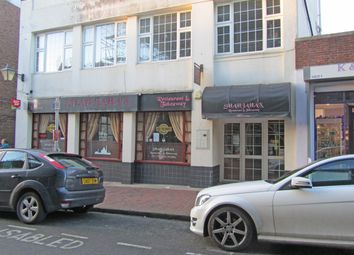 Thumbnail Restaurant/cafe to let in 25-27, High Street, Seaford