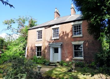 Thumbnail 3 bed detached house for sale in Horninglow Road North, Burton-On-Trent, Staffordshire