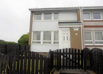 Thumbnail 2 bed end terrace house for sale in Windsor Path, Bargeddie Glasgow