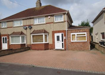 Thumbnail 4 bed property to rent in Woodside Avenue, Swindon