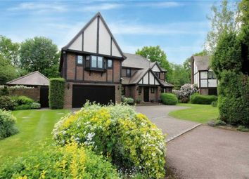 Thumbnail 4 bed detached house for sale in Carrington Close, Arkley, Hertfordshire