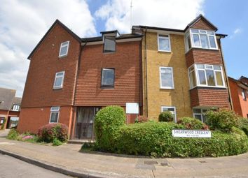 Thumbnail 1 bed flat to rent in Shearwood Road, Crayford, Kent