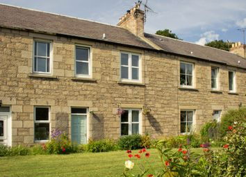 Thumbnail 2 bed cottage for sale in Station Cottages, Chirnside Station