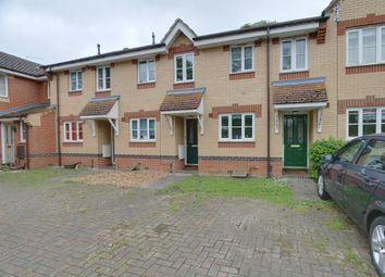 Thumbnail 2 bed terraced house for sale in Fitzgerald Close, Ely