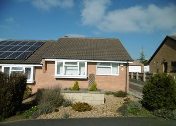 Thumbnail 2 bed bungalow for sale in 19 Top Pingle Close, Brimington, Chesterfield
