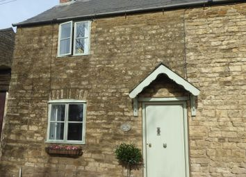 Thumbnail 2 bed cottage for sale in Main Road, Glaston, Oakham