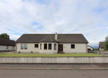 Thumbnail 4 bed detached bungalow for sale in Sean Bhaile, 6 Carn Mor, Culbokie, Dingwall, Highland.